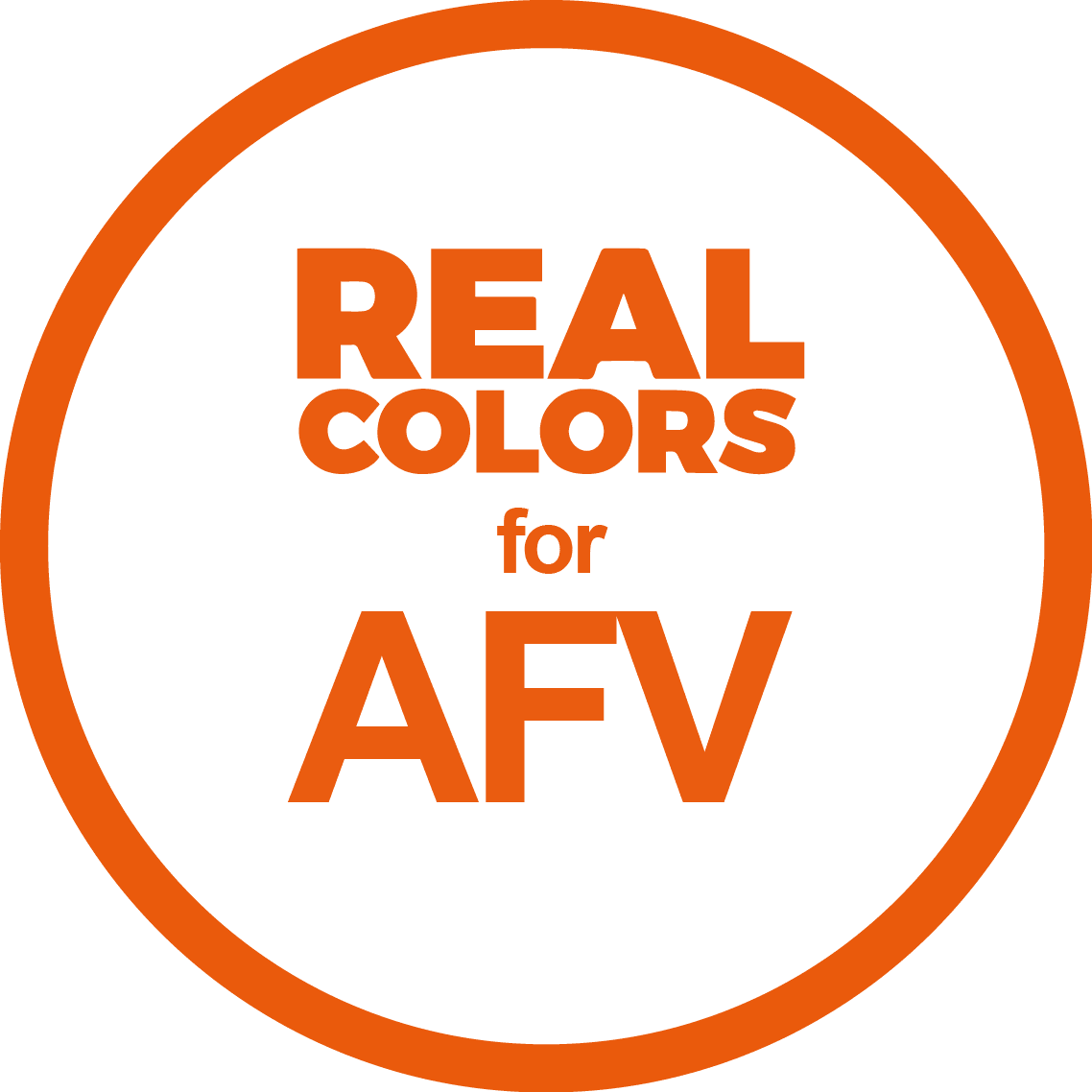 REAL COLORS AFV AK-INTERACTIVE PAINT