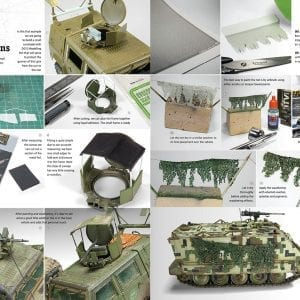 AK288 FAQ3 AFV ENGLISH SPANISH SCALE MODELLING BOOK AK-INTERACTIVE modern