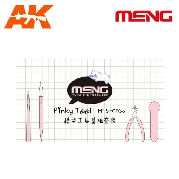 MM MTS-003A Pinky Tool AK-INTERACTIVE MENG
