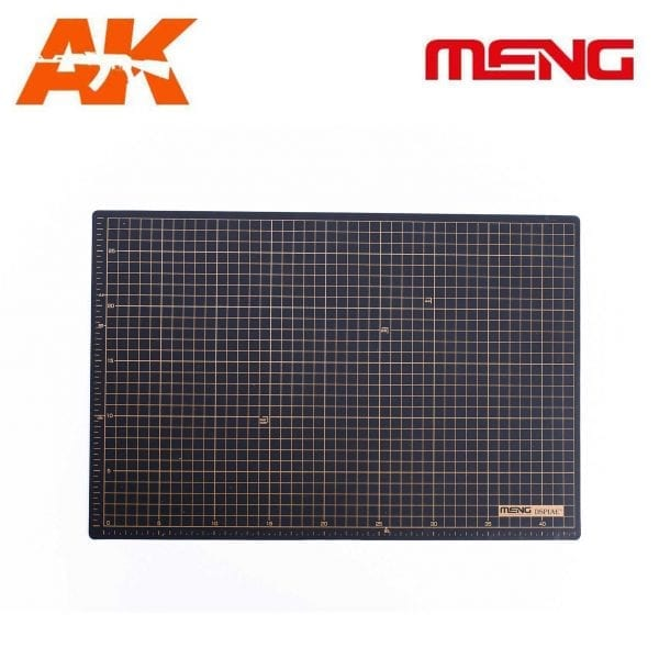 MM MTS-021 Hobby Cutting Mat AK-INTERACTIVE MENG