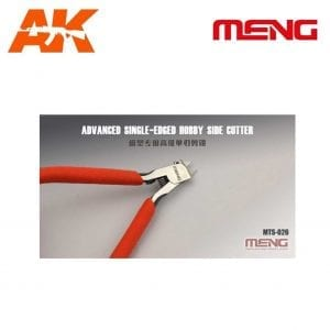 MM MTS-026 Advanced Single-Edged Hobby Side Cutter AK-INTERACTIVE MENG