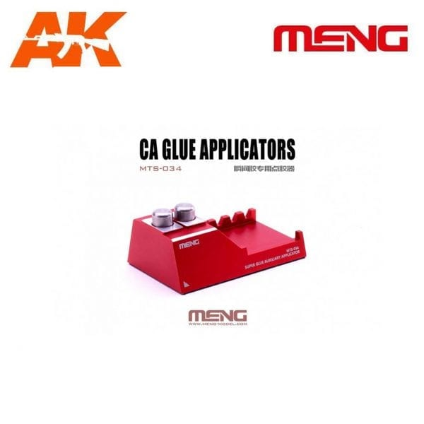 MM MTS-034 CA Glue Applicators MENG AK-INTERACTIVE