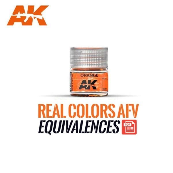 real colors equivalences afv ak-interactive