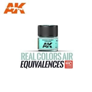 real colors equivalences air ak-interactive