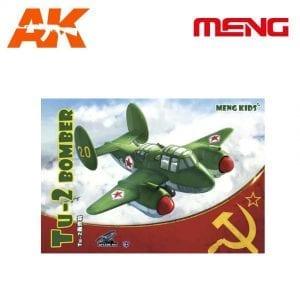 MM MPLANE-004 AK-INTERACTIVE TU-2 BOMBER MENG