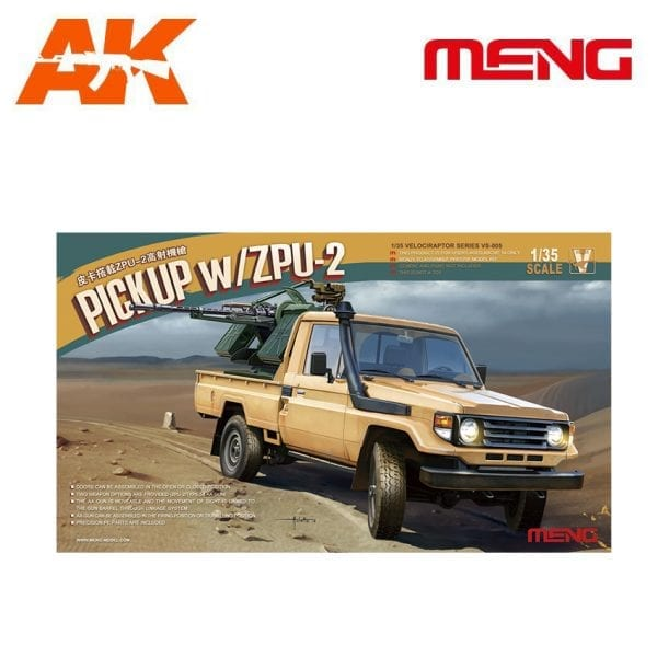 MM VS-005 AK-INTERACTIVE MENG PICKUP W/ZPU-2