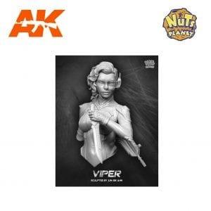NP B036 viper nuts planet ak-interactive