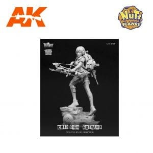 NP T150002 nuts planet ak-interactive call sign goshawk