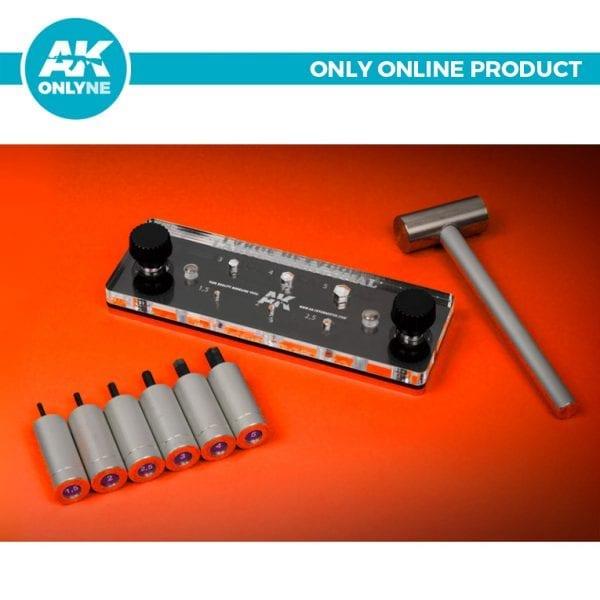 AK9057-AK-LARGE-HEXAGONAL-PUNCH-AND-DIE-SET