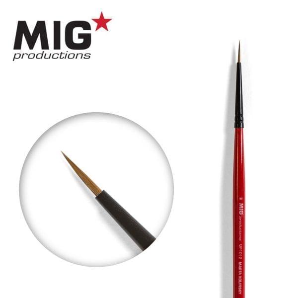 MP1012 00 round brush marta kolinsky migprodutions ak-interactive