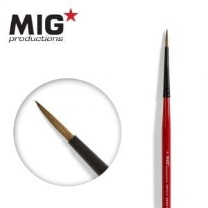 MP1013 0 round brush marta kolinsky migprodutions ak-interactive