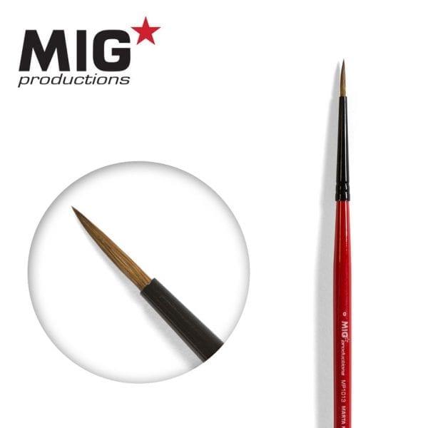 MP1013 0 round brush marta kolinsky migprodutions ak-interactive