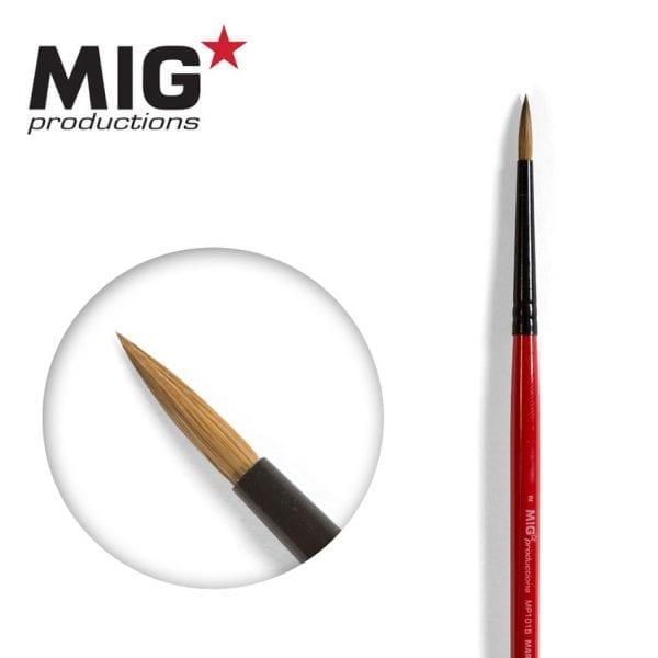 MP1015 2 round brush marta kolinsky migprodutions ak-interactive