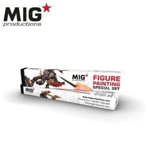 MP1019 FIGURE PAINTING SPECIAL SET mig productions ak-interactive