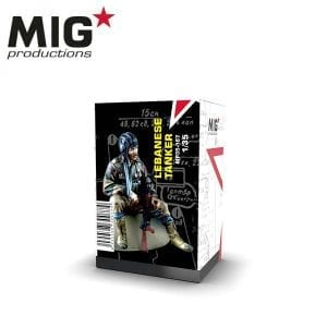 MP35-167 LEBANESE TANKER migproductions 1/35 ak-interactive