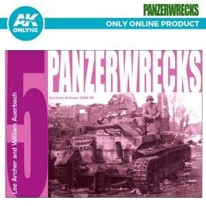 PANZERWRECKS PZW-9780955594014