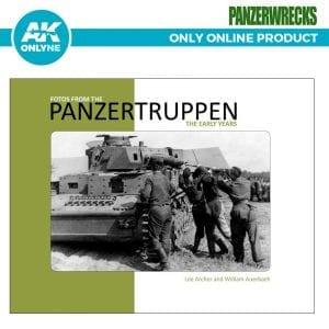 PANZERWRECKS PZW-9780955594021