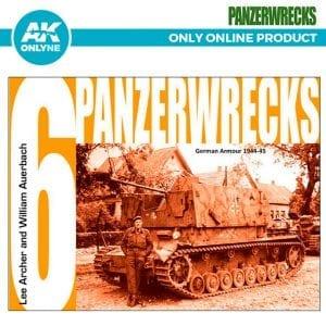 PANZERWRECKS PZW-9780955594038