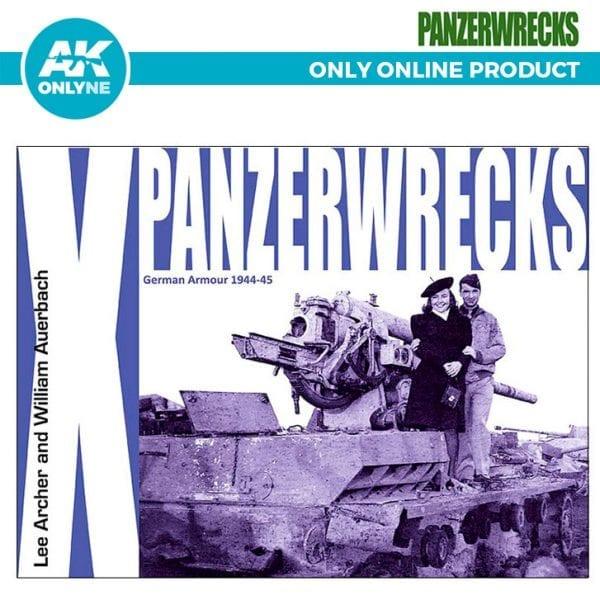 PANZERWRECKS PZW-9780955594076