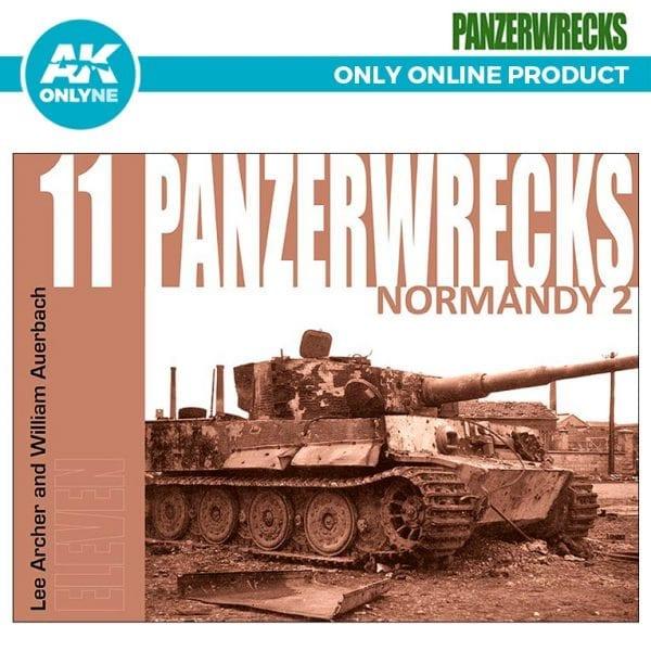 PANZERWRECKS PZW_9780955594090