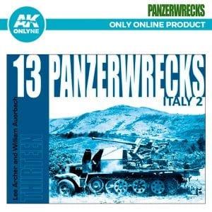 PANZERWRECKS PZW 9781908032034