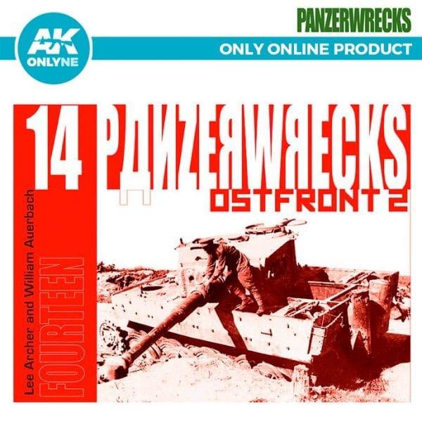 PANZERWRECKS PZW_9781908032041