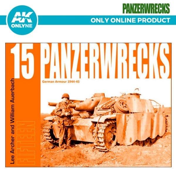 PANZERWRECKS PZW-9781908032058