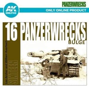 PANZERWRECKS PZW-9781908032089