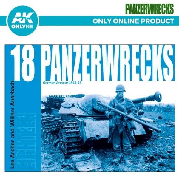 PANZERWRECKS PZW 9781908032102
