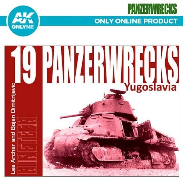 PANZERWRECKS PZW-9781908032126