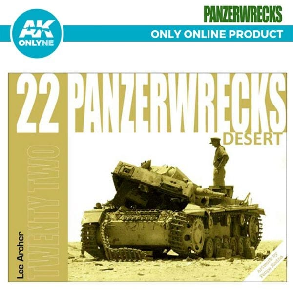 PANZERWRECKS PZW-9781908032188