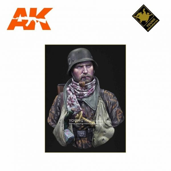 YM-YM1877-ALTER HASE WWII ak-interactive young miniatures bust figure