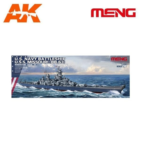 mm ps-004 ak-interactive naval warship
