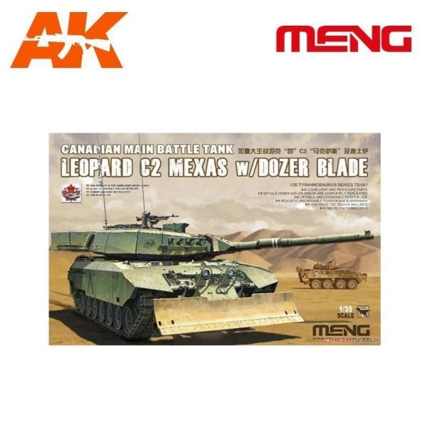 mm ts-041 ak-interactive meng plastic afv military