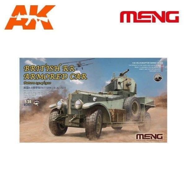mm vs-010 ak-interactive meng afv british military plastic