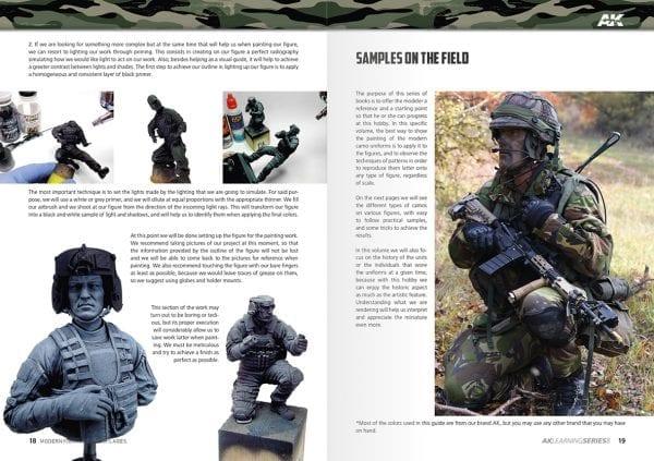 AK 247 LEARNING CAMUFLAJES MODERNOS