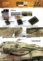 AK 085 TRACK RUST