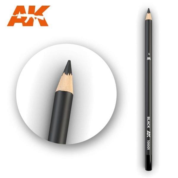 AK10001 weathering pencils