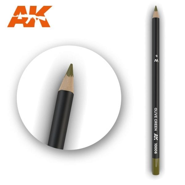 AK10006 weathering pencils