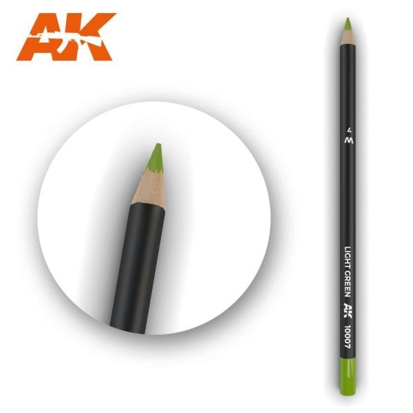 AK10007 weathering pencils