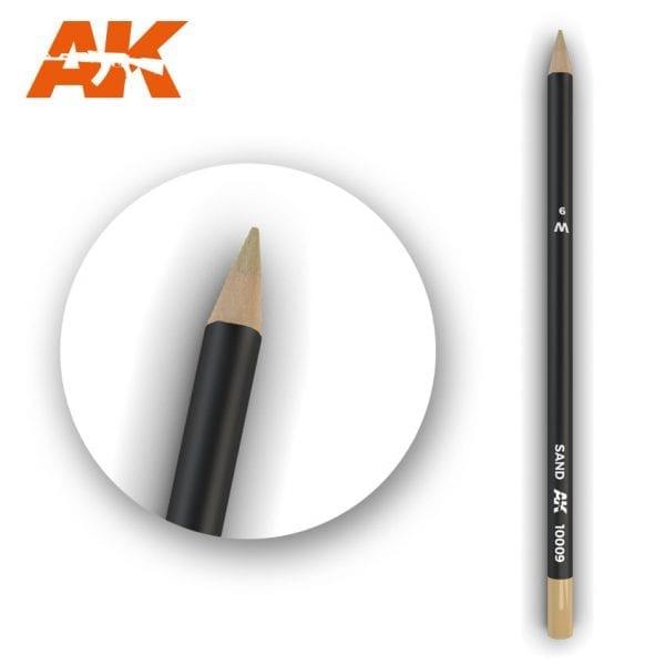 AK10009 weathering pencils