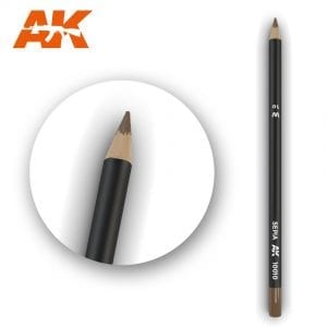 AK10010 weathering pencils