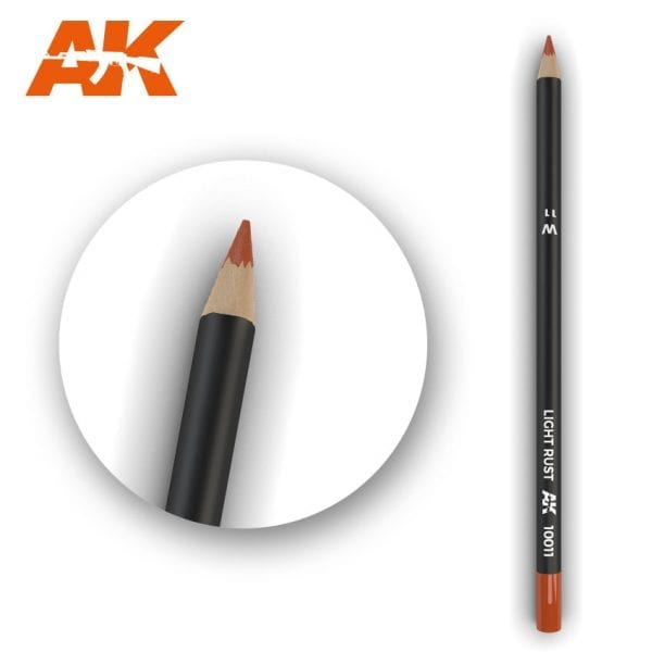 AK10011 weathering pencils