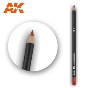 AK10012 weathering pencils