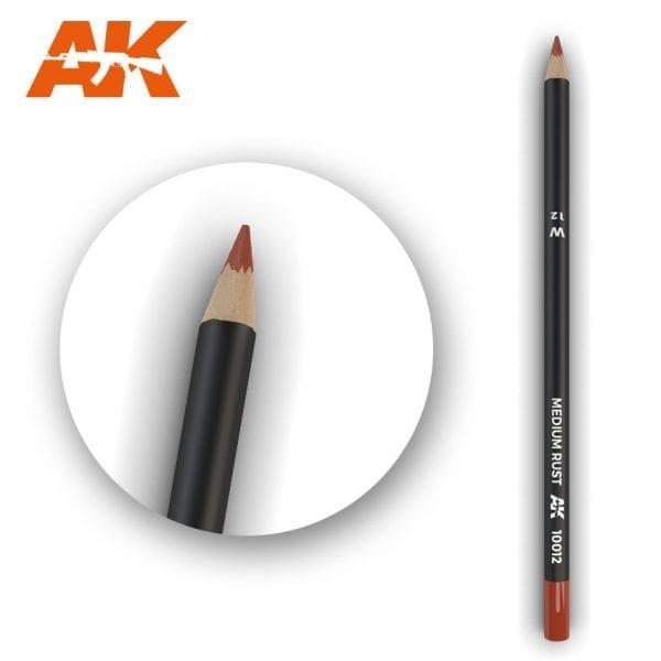AK10012 weathering pencils