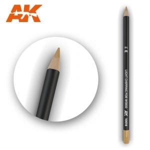 AK10016 weathering pencils