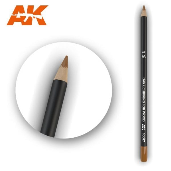 AK10017 weathering pencils