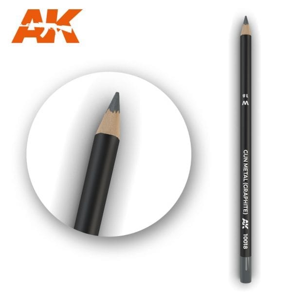 AK10018 weathering pencils