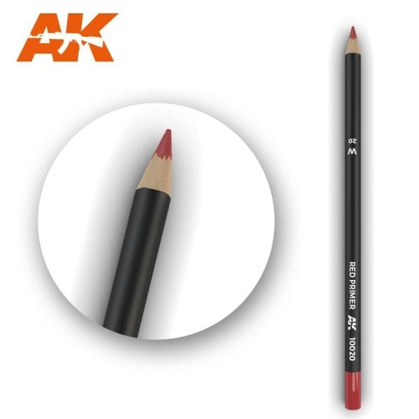 AK10020 weathering pencils
