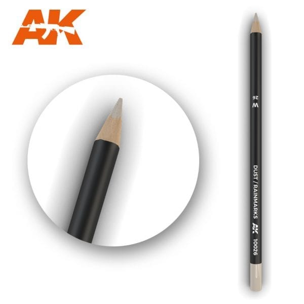 AK10026 weathering pencils